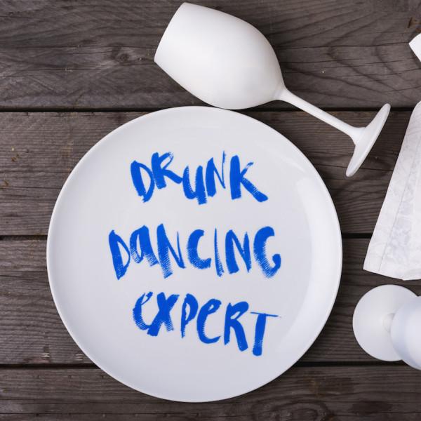 drunk dancing expert