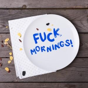 fuck mornings chicineta